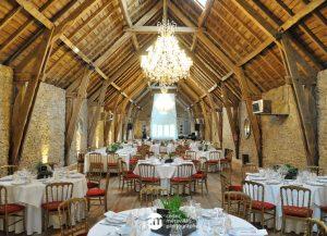 la salle de réception mariage du château de labro